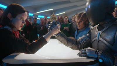 The Orville 02x03 : Home- Seriesaddict